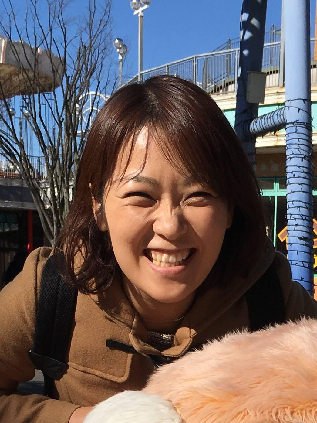 山形さんの写真